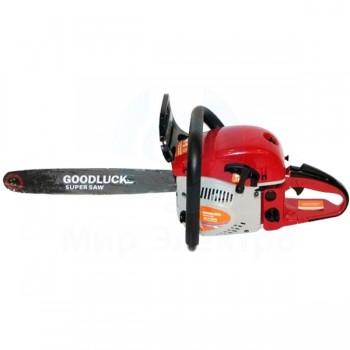 Бензопила Goodluck GLS 5200 (2 шины; 2 цепи)