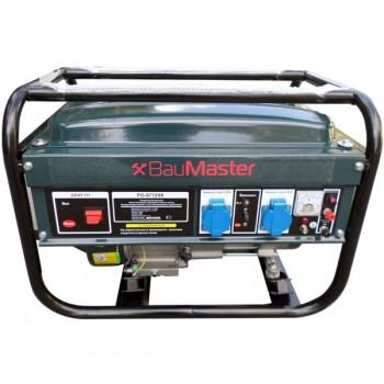 Генератор бензиновый BauMaster PG-87124X