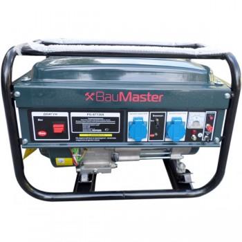 Генератор бензиновый BauMaster PG-87130X