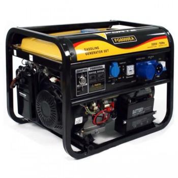 Генератор бензиновый Forte FG8000EA