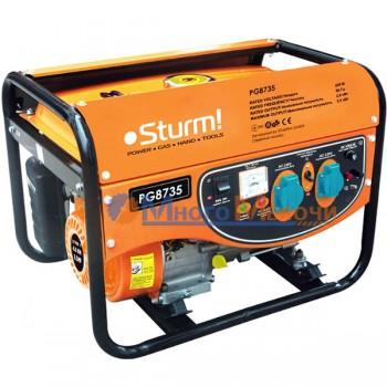 Генератор бензиновый Sturm PG8735