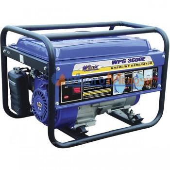 Генератор бензиновый Werk WPG 3600E