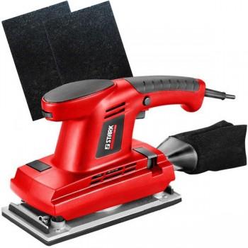 Шлифмашина вибрационная Stark FS 225 Profi + 2 Волокнистых абразива Bosch Best for Finish Bright 152x229 мм (средний)