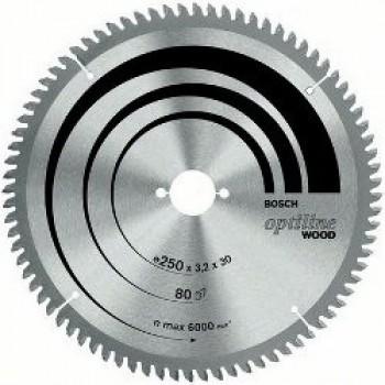Диск пильный Bosch Optiline Wood 254 Z24