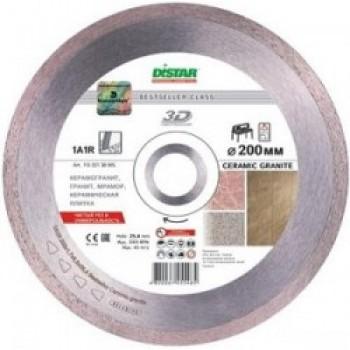 Диск алмазный отрезной Di-Star Ceramic Granite  200x25,4