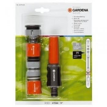 Комплект для полива Gardena 13мм (2 коннектора)