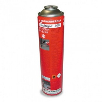 Газбаллончик Rothenberger MULTIGAS 300