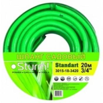 "Шланг Sturm Standart 3/4"" x 20 м."